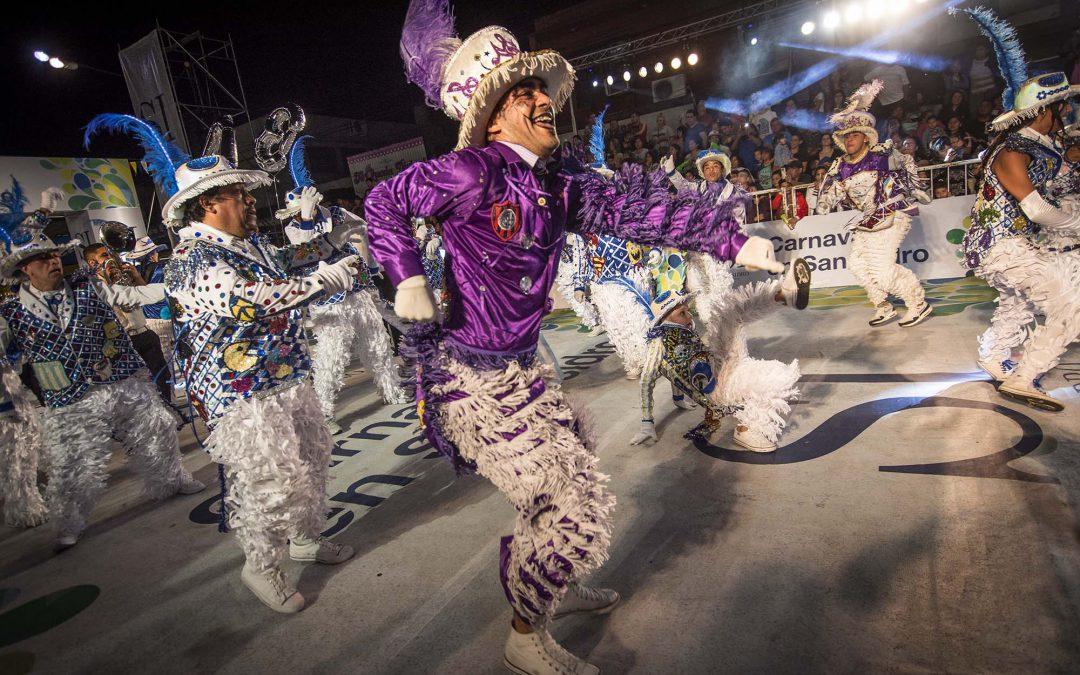Carnaval en San Isidro
