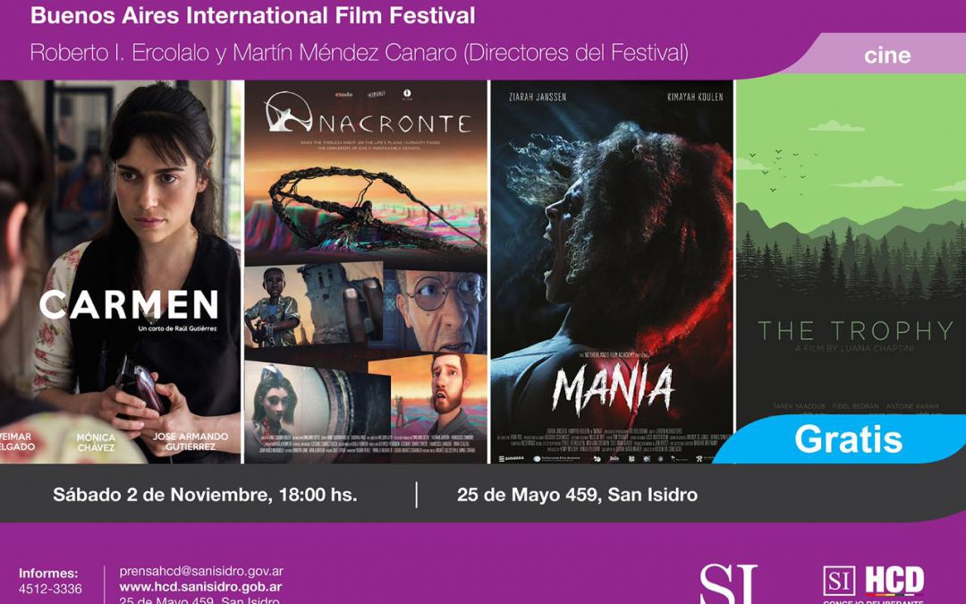 FINALIZA LA PRIMERA EDICIÓN DEL BUENOS AIRES FILM FESTIVAL