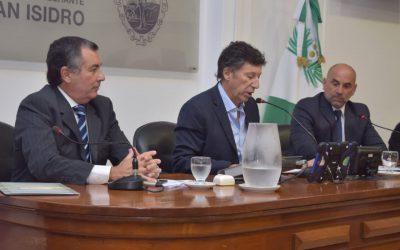 EL INTENDENTE GUSTAVO POSSE INAUGURÓ LAS SESIONES ORDINARIAS DEL HCD DE SAN ISIDRO