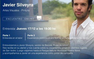 CICLO DE CHARLAS VIRTUALES: JAVIER SILVEYRA, EL PAISAJISMO Y LA BELLEZA NATURAL DE SAN ISIDRO